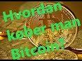 Skal man betale skat af sine kryptovaluta såsom Bitcoin, Ripple, Tron og Cardano?