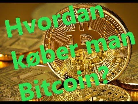 Hvordan Køber Man Bitcoin Og Hvad Er Kryptovaluta?