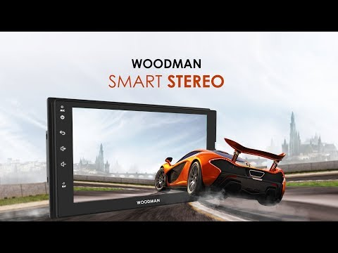 Woodman Android Smart Car Stereo  (Double Din) #Flipkartexclusive