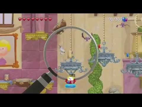 snoopy's grand adventure Melody Chateau  Xbox One