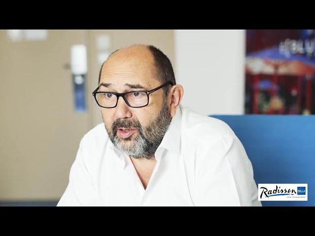 Alain Grandgerard au FIFFH 2017