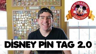 DISNEY PIN TAG 2.0 (Collab w/ DisneyKittee!)