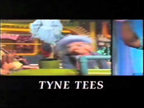 Tyne Tees ident promo 1990