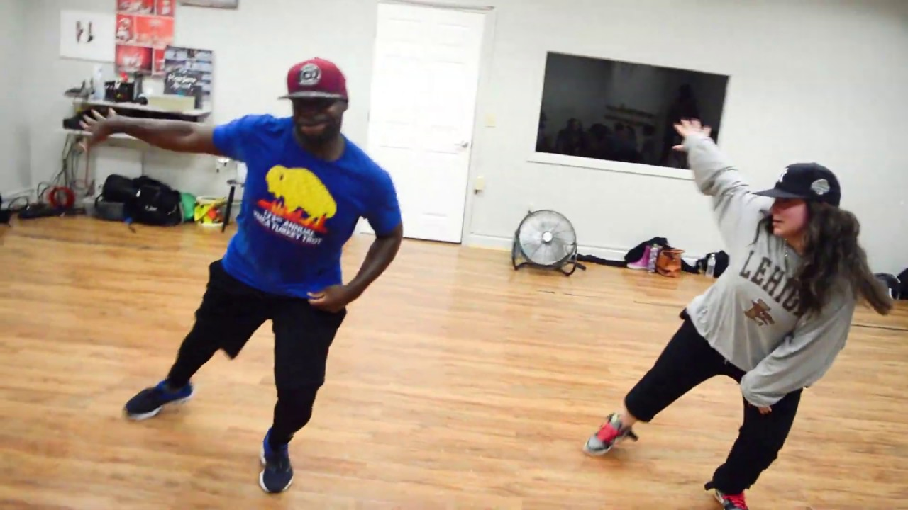 Lurkin' by Chris Brown - Choreography by Rishone Todd