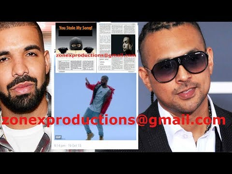 """Drake""""Hotline Bling"""" Getting Sued By Sean Paul Claims Song Was Stolen By Reggae Dance Hall!"""