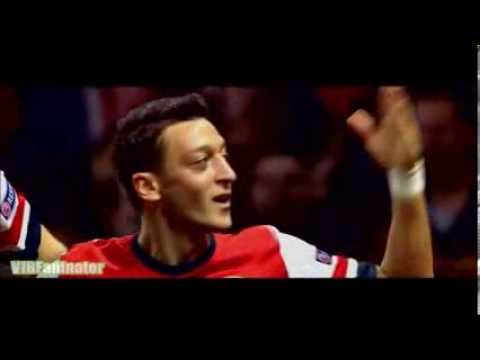 Mesut Özil ~ Remember the Name ~ 13/14