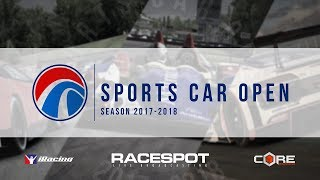Sports Car Open | Round 3 at Spa-Francorchamps