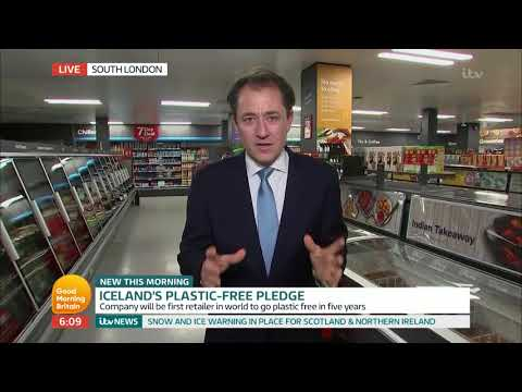 Iceland's Plastic-Free Pledge | Good Morning Britain