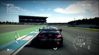 GRID Autosport - Gameplay (Xbox 360)