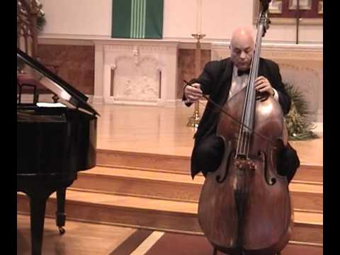 Schubert: Ave Maria Double Bass