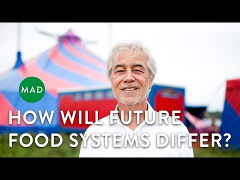 Hans Herren at MAD1: Food Systems of the Future - Why & How They will be Different from Today's