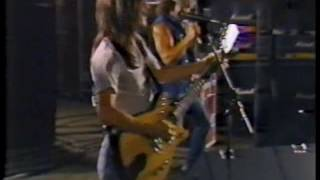 AC/DC Rehearsals los angeles october 1983 part1.