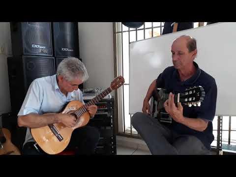 Enubio Queiroz E Mauro Paschoalao, Lá Paloma