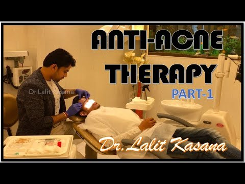 BLACKHEAD EXTRACTION PART 1 BY DR LALIT KASANA - getplaypk