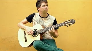 These Colours Don't Run (Iron Maiden) - Acoustic Guitar - Thomas Zwijsen