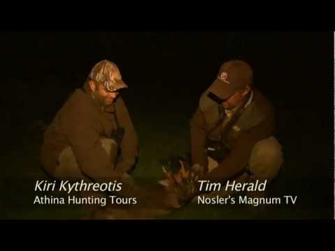 Athina Sporting Muntjac with Tim Herald.mov