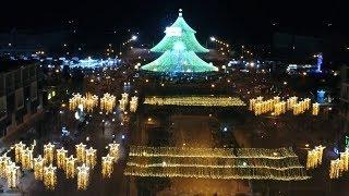 Tin Tức 24h: Kiên Giang đón Giáng sinh bằng màu sắc và ánh sáng