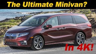 2018 Honda Odyssey Review and Road Test | In 4K UHD!