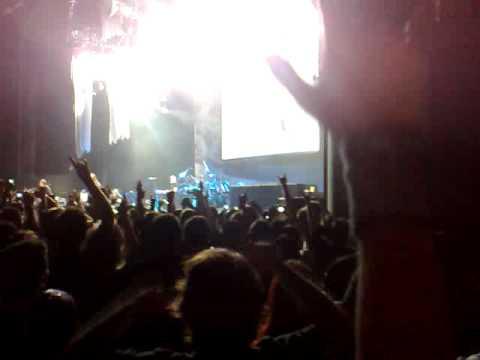 Dream Theater Show Credicard hall 19 mar 2010 Brasil