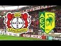 Bayer 04 Leverkusen gegen AEK Larnaka [Saison 2018/2019] | Impressionen