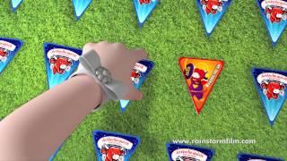 Phim hoạt hình quảng cáo 3D Con Bò Cười 2014 - Rainstorm Film