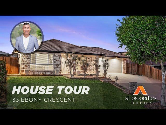 HOUSE TOUR   33 Ebony Crescent Redland Bay   Chris Gilmour