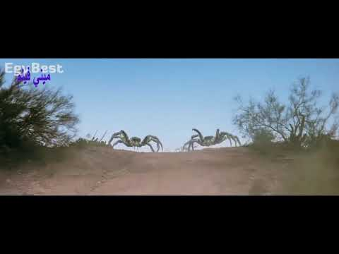 Spider Attack Town Hollywood Movie Video