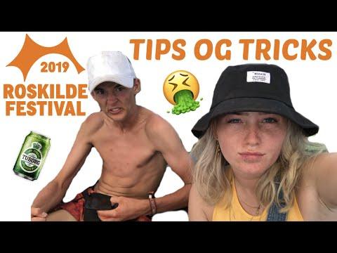 TIPS OG TRICKS TIL ROSKILDE FESTIVAL