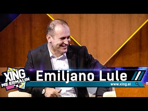Xing me Ermalin 77 - Emiljano Lule