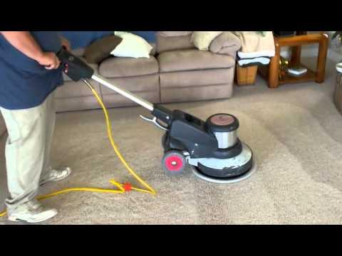 Encapsulation Bonnet Carpet Cleaning 801 327 8770 Youtube