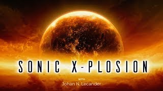 Johan (DJ Irish) - Sonic X-Plosion Volume 03 (2003) [Hard Trance]