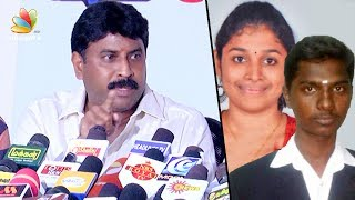 Why we didnt take Swathi's Father Permission : Swathi Kolai Vazhakku Movie Director Speech