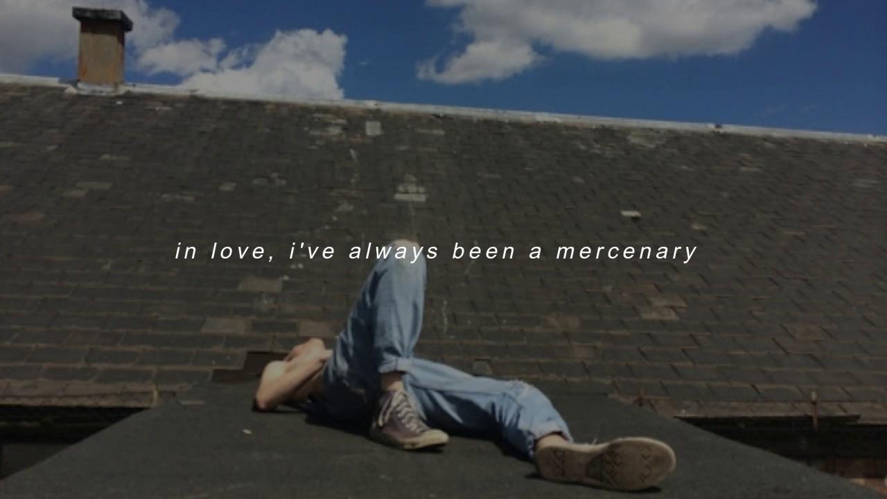 Mercenary Lyrics
