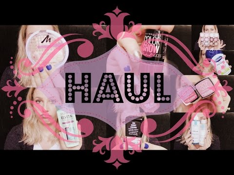 drogerie-#haul---altbewährtes-und-neues-♥