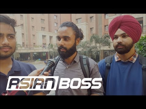 What Indians Think of Air pollution | ASIAN BOSS