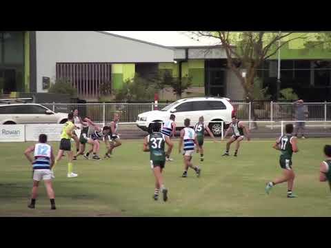 Rd 1 - Lara Behinds vs Bell Park