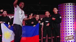 LIL PEEPZ | PHILIPPINES | WORLD HIPHOP CHAMPIONSHIP 2017 - PRELIMS