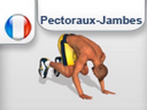 Gymnastique programme de musculation pour pompes pectoraux for Programme de musculation