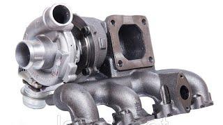 Ford mondeo 3 замена турбины garrett дизель 2.0 tdci(ремонт) как снять турбину...