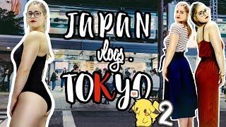 CRAZY TOKYO SHOPPING ! Shibuya, Harajuku   JAPAN VLOG #2