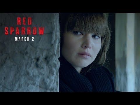 Red Sparrow' (Jennifer Lawrence) Trailer Debuts At Super