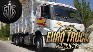 Kamyoncu  I  Euro Truck Simulator 2  #9