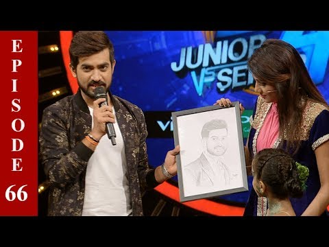 D4 Junior Vs Senior I Ep 66 - Mesmarising performance with wonders I Mazhavil Manorama
