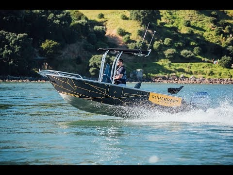 Purekraft Boats and Honda Packages