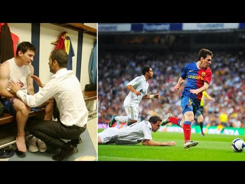 What Guardiola told Messi to humiliate Real Madrid (2-6) in 2009 - Oh My Goal