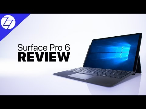Surface Pro 6 - FULL Review (after 30 days)