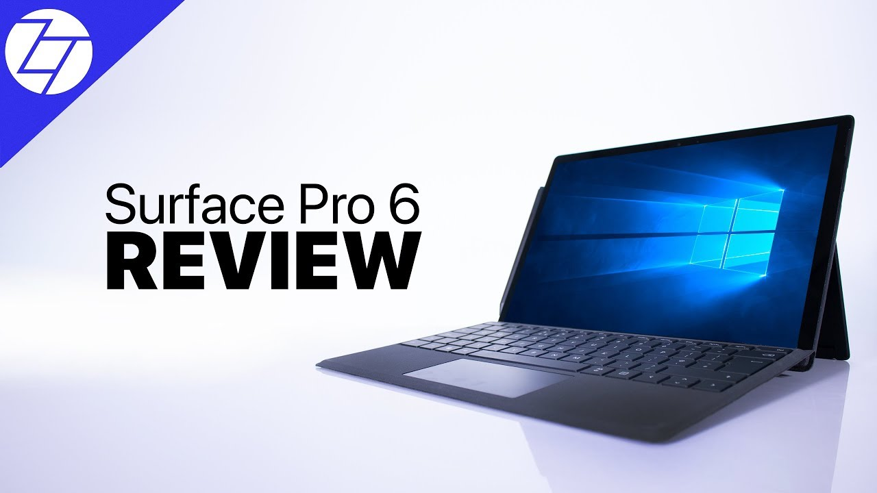 surface pro 6 full review after 30 days youtube. Black Bedroom Furniture Sets. Home Design Ideas