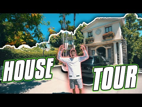 MY BEVERLY HILLS HOUSE TOUR!!