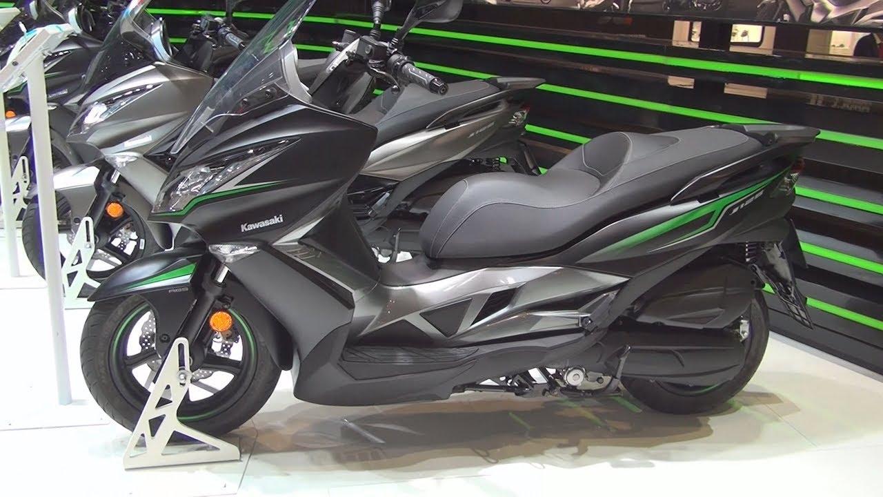 Kawasaki J125 2017 Exterior And Interior Youtube