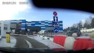 аэропорт Симферополя, регистратор(24 января 2016 г., аэропорт Симферополя, #регистратор нечаянно в видео попали песни